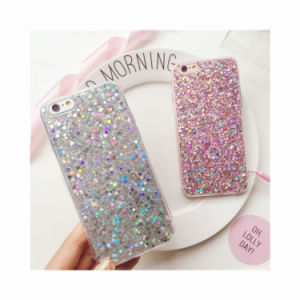 Luxury Full Glitter Soft Phone Cover Case for iPhone 7 pictures & photos