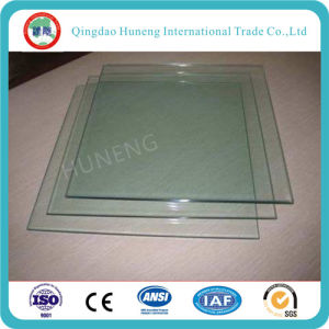 1mm Clear Sheet Glass for Photo Frame/Clock Cover pictures & photos