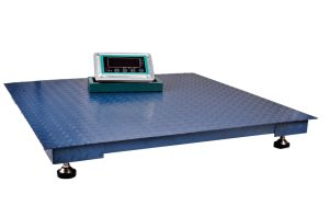 3.5mm Carbon Steel 1t Floor Scale pictures & photos