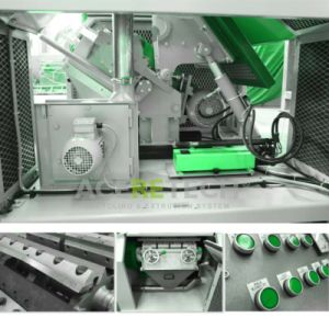 Low Noise Granulator/Crusher for PP/PS/PE/EPE/EPS/XPS Film/Pipe/Bag/Sheet/Profile pictures & photos