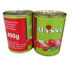 Alyssa Brand Tomato Paste Organic Tomato Sauce Good Quality Tomato Paste pictures & photos