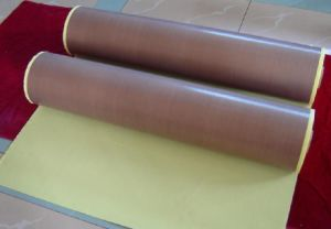 PTFE Coated Glass Fiber Adhesive Tape pictures & photos