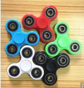 LED Light Fidget Toy Hand Spinner 2017 Hot Sale (SZHS001) pictures & photos