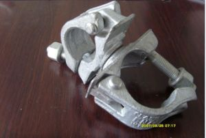 British Style Drop Forged Scaffolding Swivel Coupler pictures & photos