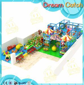 Kids Indoor Playground Equipment Zip Line Soft Playground pictures & photos