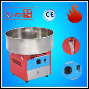 Gas Cotton Candy Floss Machine pictures & photos