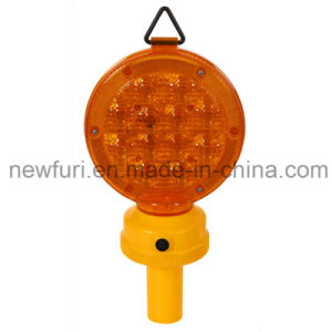 Amber Waterproof PC LED Beacon Traffic Warning Light pictures & photos