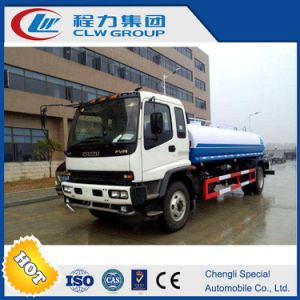 4*2 Rhd Isuzu 12tons Water Tank Water Truck pictures & photos
