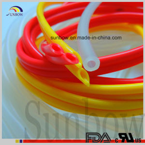 ISO9001-2008 High Temperature Insulation Silicone Rubber Tube Sb-Srt pictures & photos
