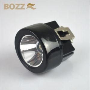 3W CREE 10000lux Headlamp Headlight Mining Lamp Miner Lamp (KL2.8LMA) pictures & photos