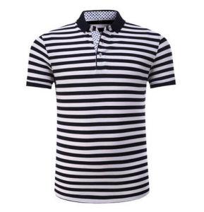 Cheap Cotton Popular Business Men Polo Shirt pictures & photos