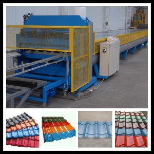 Color Glazed Tile Forming Machine pictures & photos