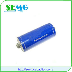 3200UF 400V High Voltage Electrolytic Capacitor Qualified by RoHS Reach pictures & photos