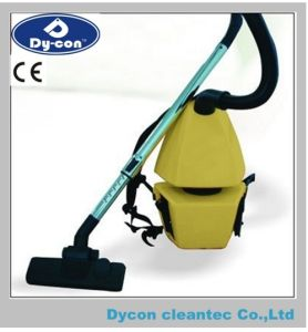 Compact Backpack Vacuum Cleaner in Yellow pictures & photos