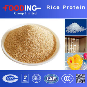 Wholesale Non-Gmo Certified Organic Rice Protein Powder with Best Price pictures & photos