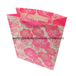 Retail Paper Shopping Gift Bag pictures & photos