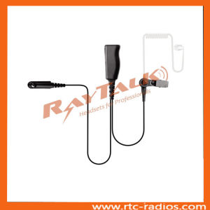 Walkie Talkie Surveillance Earpiece for Motorola Gp328 pictures & photos