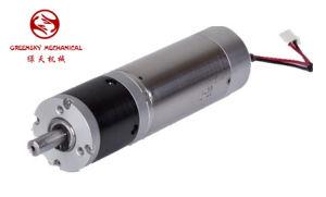 6W 25W 40W 90W 250W 300W 600W 750W 12V/24V/48V/220V Brush DC Gear Motor pictures & photos