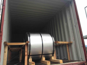 Red Colour Coating Aluminum Coil High Gloss pictures & photos