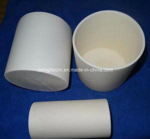 Platinum Melting Zirconia Ceramic Crucible pictures & photos