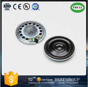 Fbf28-1t Chinese Factory 28mm 8ohm Mylar Speaker (FBELE) pictures & photos