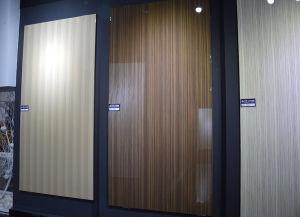 UV Wooden Glossy MDF Board (kitchen cabinet door, wardrobe door,) pictures & photos