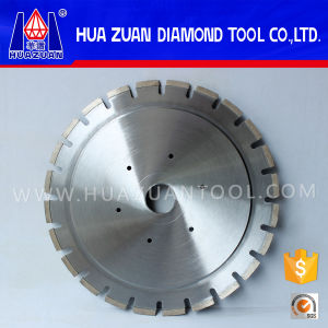High Quality 400mm Horizontal Cutting Blade for Marble pictures & photos