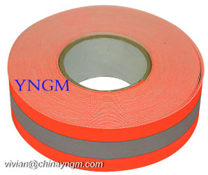 Reflective Warning Tape for Reflective Safety Clothes pictures & photos