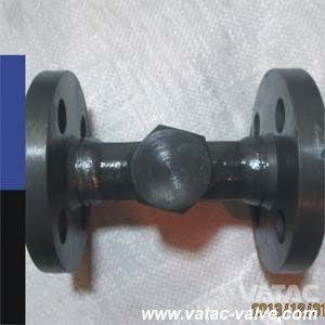 Thermodynamic Type A105&A216 Wcb Ss304/Ss316 Trim Flange Steam Trap pictures & photos
