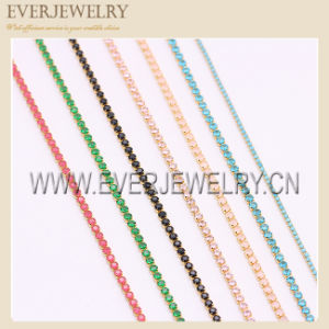 Best Selling Excellent Quality Zircon Cup Chain for Garment Trimming pictures & photos