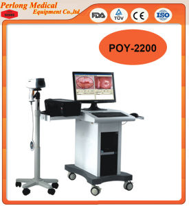 Equipment Gynecological Colposcope Digital Imaging System pictures & photos