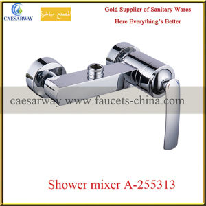 Sanitary Ware Wall Mounted Chrome Shower Tap pictures & photos