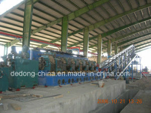 Aluminum Alloy Rod Continuous Casting & Rolling Production Line