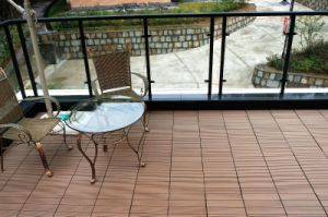 Antiseptic Wood Decking/Wooden Decking for Outdoor pictures & photos