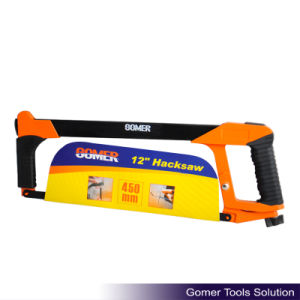 Heavy Duty Aluminium Handle Good Quality Hacksaw Frame (T09115)