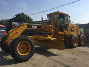 Used Motor Grader Cat 140h, Used Cat 140h Motor Grader pictures & photos