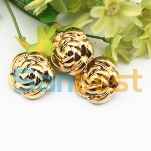 High Quality Fancy Metal Buttons for Garments pictures & photos