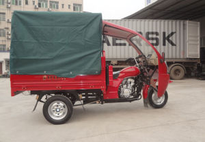 Multifunctional Tricycle for Fast Food, Cafe, Ice Cream Three Wheel Motorcycle pictures & photos