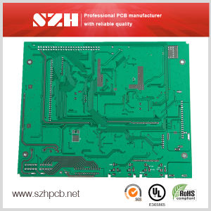 Automobile Remote Key Printed Circuit PCB Board pictures & photos