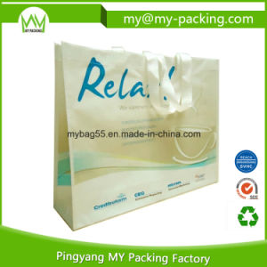 Cmyk Printing BOPP Lamination PP Woven Promotional Bag pictures & photos