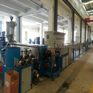 PVC Wire Extruding Machine for 1.5 mm Copper Wire pictures & photos