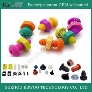 Customized OEM Silicone Rubber Machine Parts pictures & photos