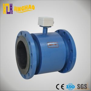 Big Caliber Remote Flange Type Magnetic Flowmeter for Water Treatment (JH-DCFM-F-R) pictures & photos