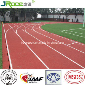 Athletic Track Sport Surface for Outdoor Sport Arena pictures & photos