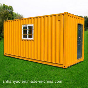 Customized Mobile Prefa Container House for Sale pictures & photos