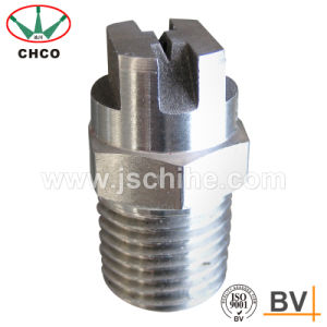 China Stainless Steel Water Cleaning Spray Nozzle Supplier pictures & photos