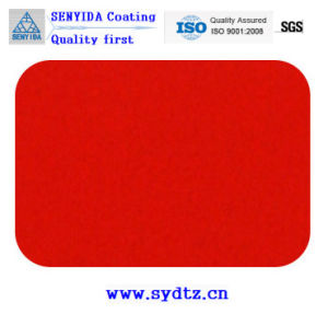 Powder Coating Paint of Matt Red pictures & photos