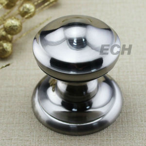 High Class Hot Sale Stainless Steel Bedroom Door/Furniture Knobs (ECH-110)