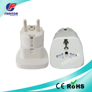 10A 250V AC DC Power Adapter Plug (pH3-1395) pictures & photos