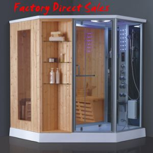 Dry and Wet Sauna Room for Family (808) pictures & photos